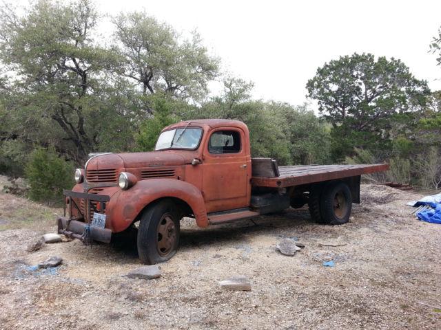 Dodge Truck Wfa Ton