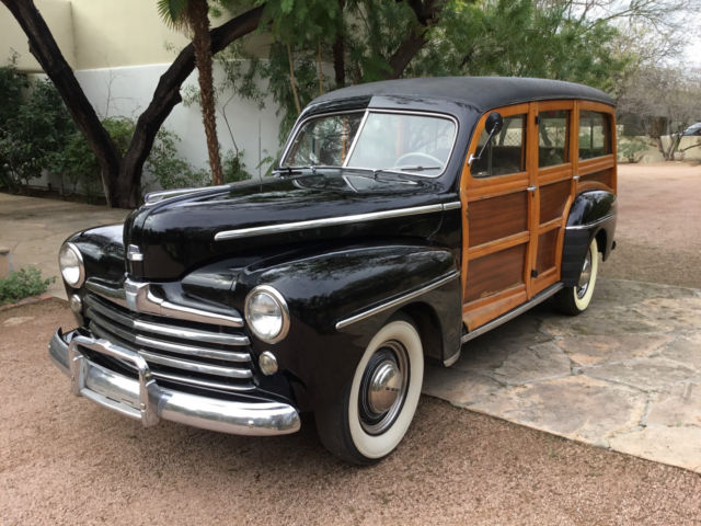 1947 ford woody woodie station wagon survivor for sale ford other 1947 for sale in paradise. Black Bedroom Furniture Sets. Home Design Ideas