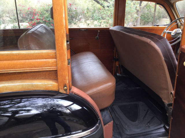 1947 Ford Woody Woodie Station Wagon Survivor For Sale
