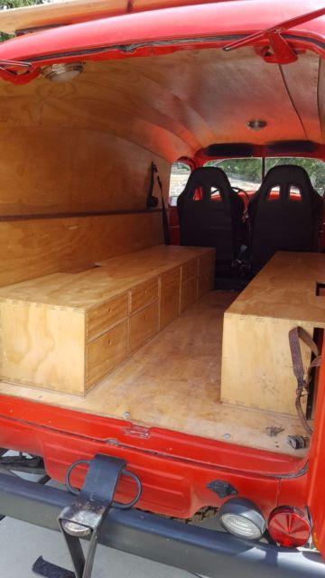 1947 International Harvester Kb 2 Panel Truck For Sale
