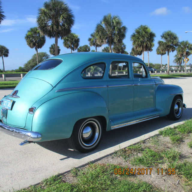 1947 plym super deluxe streetrod great value for for 1947 plymouth 4 door sedan