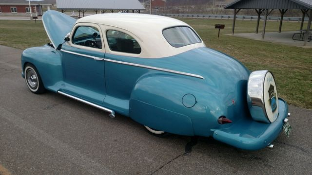 1947 plymouth coupe hot rod total custom for sale for 1947 plymouth 2 door coupe