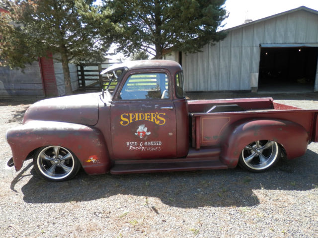 1948 chevrolet truck patina shop truck c 10 3100 5 for 1948 5 window chevy truck sale