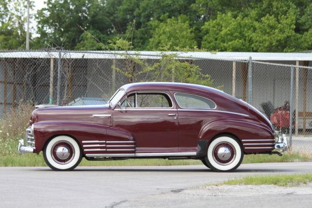 1948 chevy fleetline aerosedan fastback original 2dr sedan for sale chevrolet fleetline. Black Bedroom Furniture Sets. Home Design Ideas