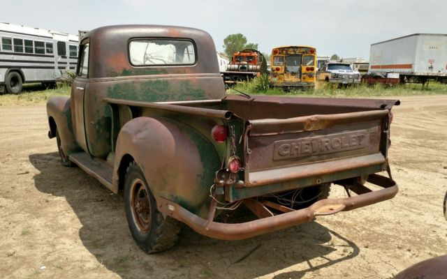 1948 Chevy Truck 3100 47 49 50 51 52 53 Rat Hot Rod Patina
