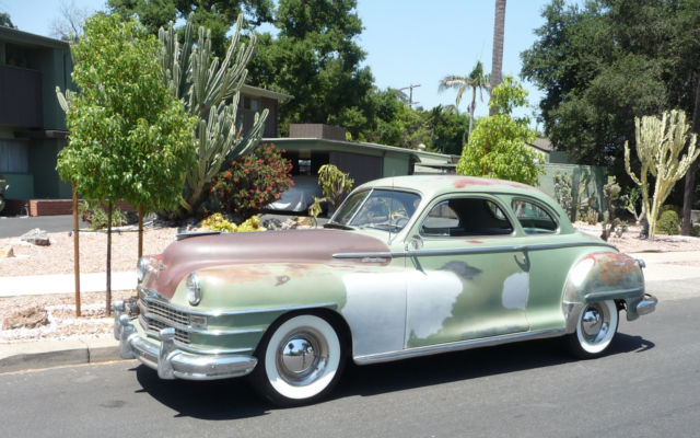 1948 Chysler Windsor 2 Door Club Coupe For Sale Chrysler Windsor 2 Door Club Coupe 1948 For Sale In Upland California United States