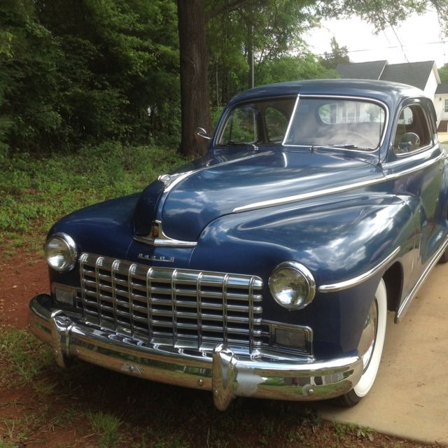 1948 dodge custom coupe authentic true survivor for for 1948 dodge 2 door sedan