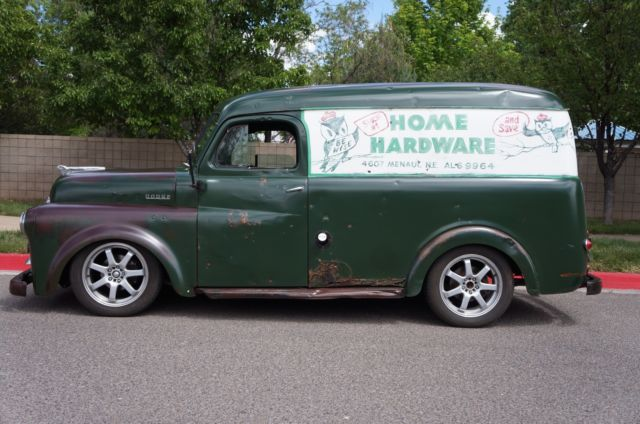 1948 Dodge Panel Truck For Sale Dodge Other 1948 For