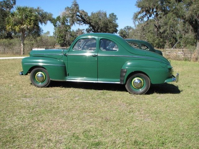 1948 ford coupe only two owners since new for sale ford coupe 1948 for sale in east palatka. Black Bedroom Furniture Sets. Home Design Ideas