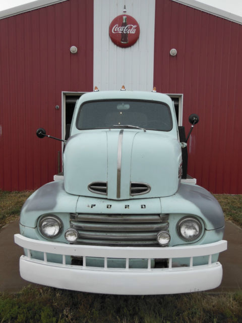1948 Ford f-6 COE Cabover truck for sale - Ford f-6 COE