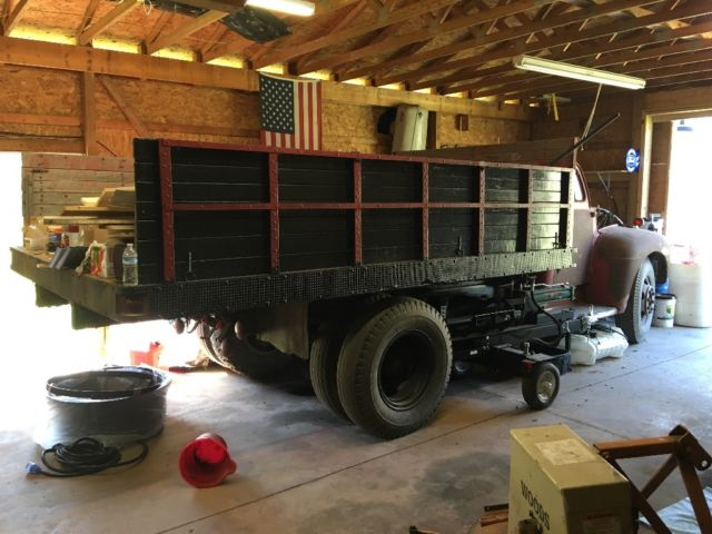 1948 Ford F7 Big Job For Sale Ford F7 1948 For Sale In Chillicothe Ohio United States