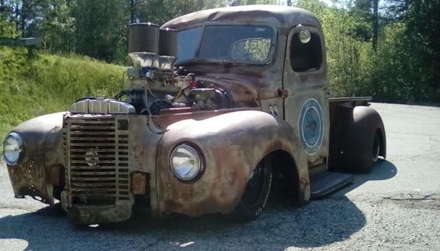 1948 International Harvester KB-1 Rat Rod for sale ...