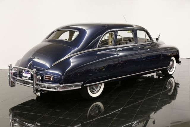 1948 packard super eight 7 passenger deluxe sedan for sale packard super eight 1948 for sale. Black Bedroom Furniture Sets. Home Design Ideas