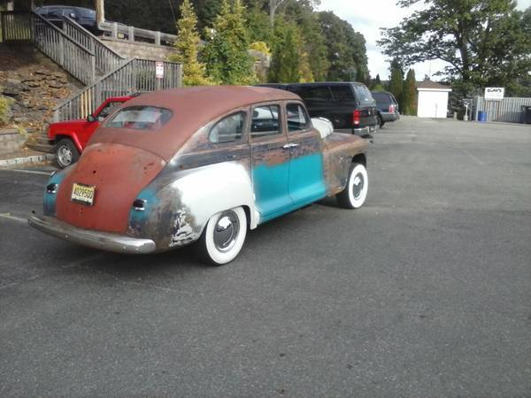 1948 plymouth gasser hotrod rat rod small block mopar direct