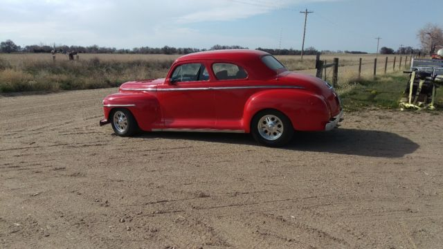 1948 Plymouth P15 Coupe for sale - Plymouth Deluxe Special Deluxe