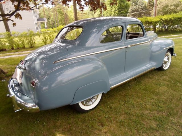 1948 plymouth special deluxe club coupe for sale. Black Bedroom Furniture Sets. Home Design Ideas