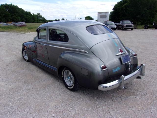1948 plymouth tudor sedan street rod sbc auto a c for for 1948 plymouth 2 door sedan