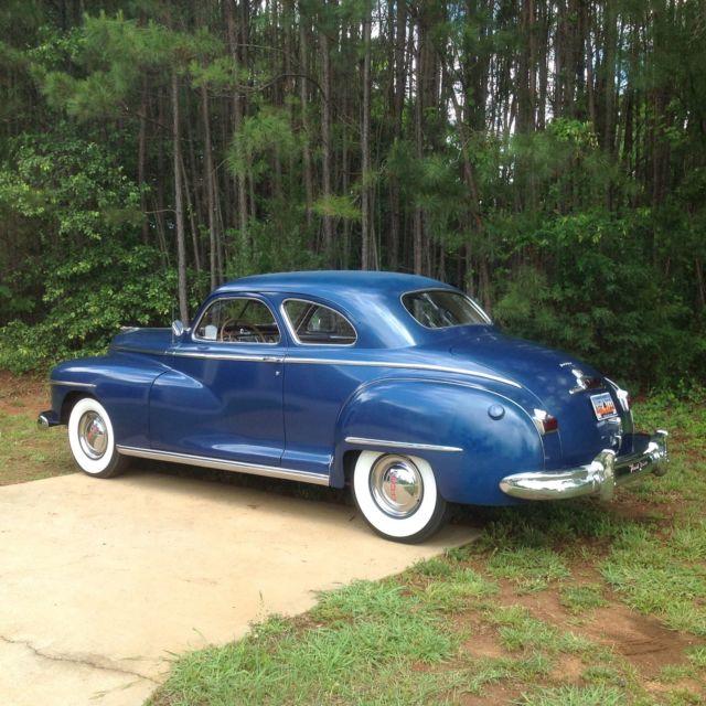 1948 true survivor dodge custom coupe for sale dodge for 1948 dodge 2 door sedan