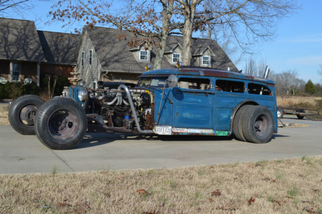1948 willys jeep overland station wagon ratrod rat rod for sale other makes willys overland. Black Bedroom Furniture Sets. Home Design Ideas