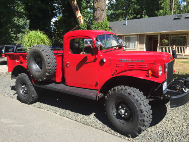 1949 1 ton 4x4 dodge power wagon for sale dodge power wagon 1949 for sale in lacey washington. Black Bedroom Furniture Sets. Home Design Ideas