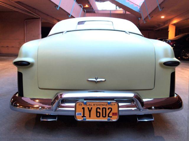 1949 1950 1951 Shoebox Ford Custom Chopped Lowered ...  1949 1950 1951 ...