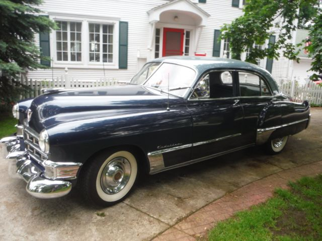 1949 cadillac series 62 4 door for sale cadillac 4 door