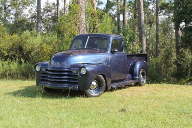 1949 Chevrolet 3100 0 Dark Royal Blue 383 V8 Auto for sale