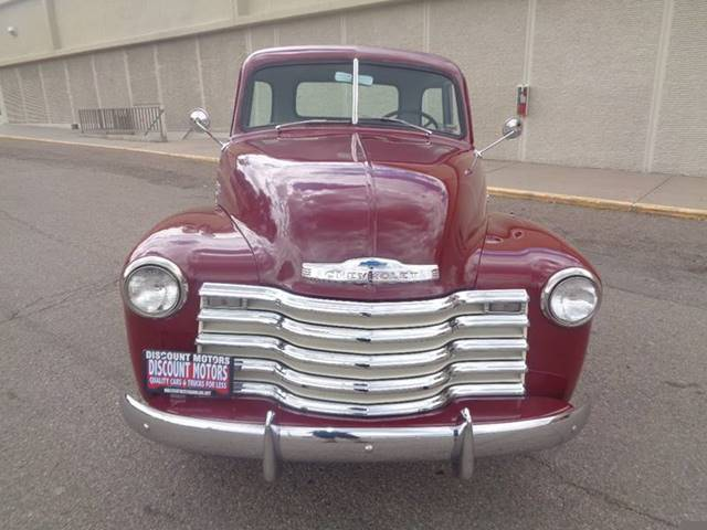 1949 chevrolet 3100 pickup truck for sale chevrolet 3100 1949 for sale in pueblo colorado. Black Bedroom Furniture Sets. Home Design Ideas
