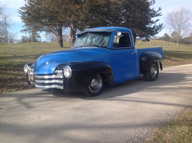 1949 chevy pick up truck 5 window rat rod 3100 daily for 1949 five window chevy truck for sale