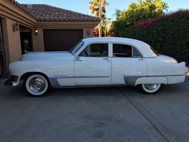 1949 classic vintage v 8 cadillac 4 door automatic sedan for 1949 cadillac 4 door sedan