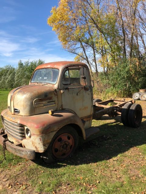 1949 Ford Coe Cabover Rat Rod Truck 1948 1950 1951 1952