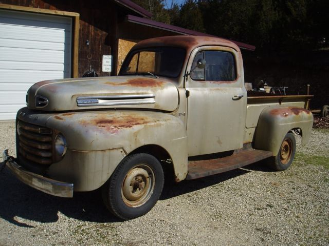 1949 ford truck for parts for sale ford truck 1949 for sale in de. Cars Review. Best American Auto & Cars Review