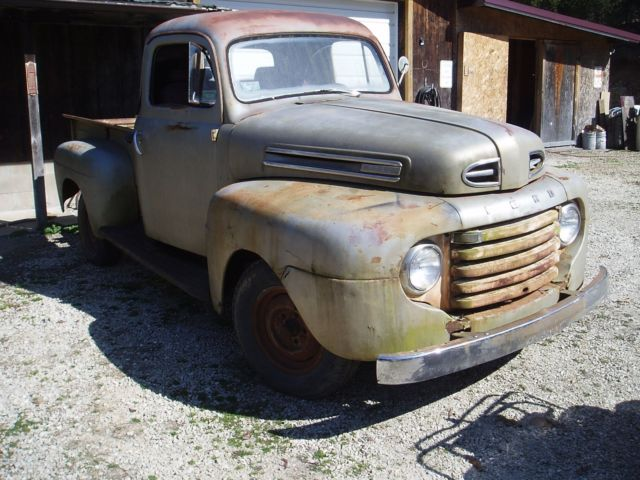1949 Ford Truck For Parts For Sale Ford Truck 1949 For