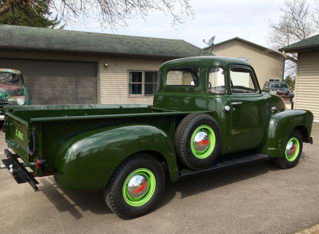 1949 Gmc 150 3 4 Ton Pickup Truck Barn Find Hot Rat Rod