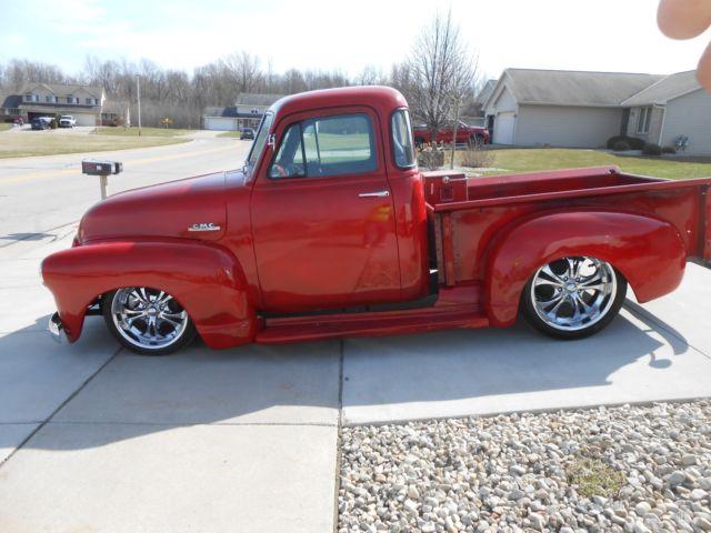 1949 gmc truck  shop truck  hot rod  patina  rat rod  1948