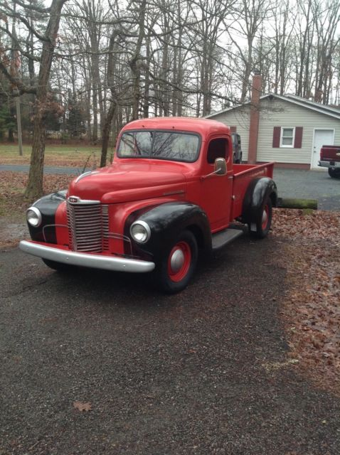 1949 kb2 pickup truck for sale international harvester kb2 1949 for sale in easton maryland. Black Bedroom Furniture Sets. Home Design Ideas