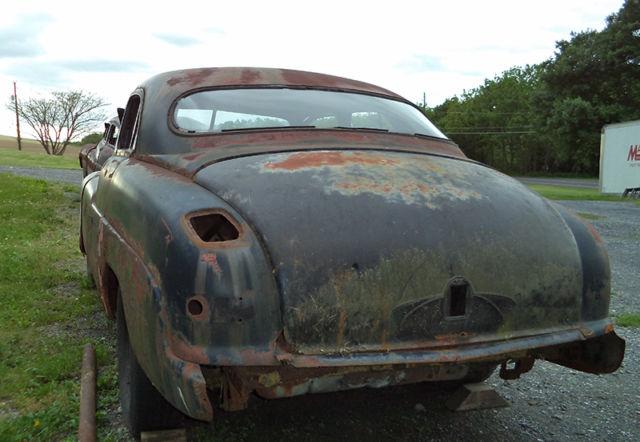 1949 mercury 4 door sedan 1950 1951 for sale mercury 4 for 1950 mercury 4 door for sale