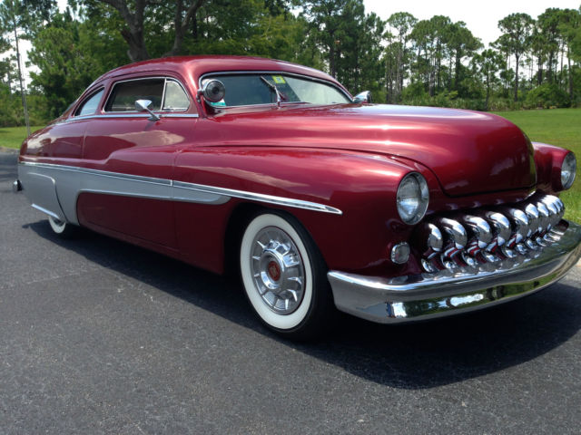 How To Rebuild Automatic Transmission >> 1949 Mercury Lead Sled for sale - Mercury Other 1949 for sale in Stuart, Florida, United States