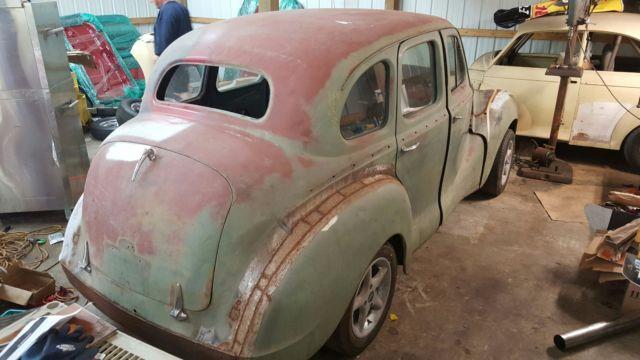 Or Austin A Devon Rod Gasser Project on 1951 Chevrolet For Sale