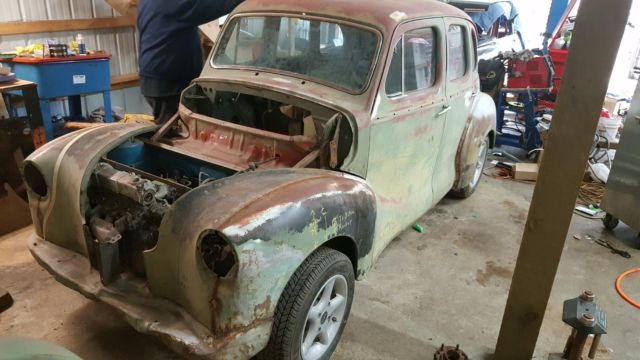 1949 Or 50 Austin A40 Devon Rod Gasser Project For Sale