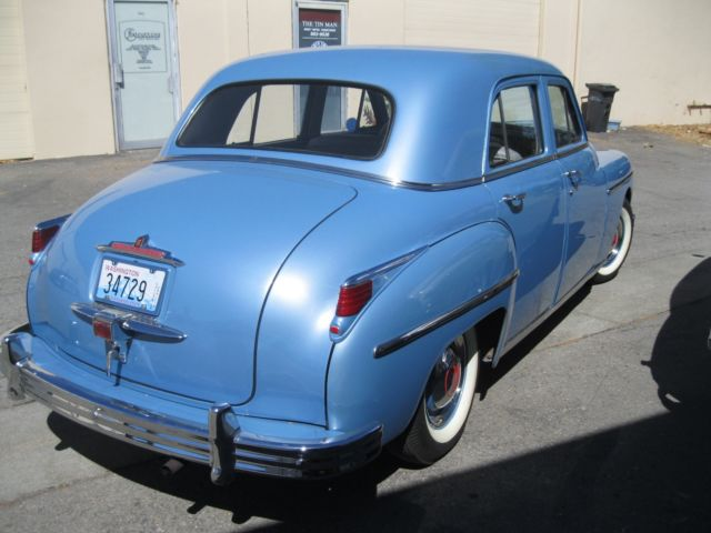1949 Plymouth Special Deluxe 4 Door Sedan for sale - Plymouth Deluxe