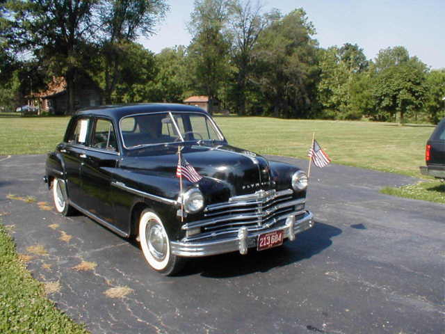 1949 plymouth special deluxe barn find original car for. Black Bedroom Furniture Sets. Home Design Ideas