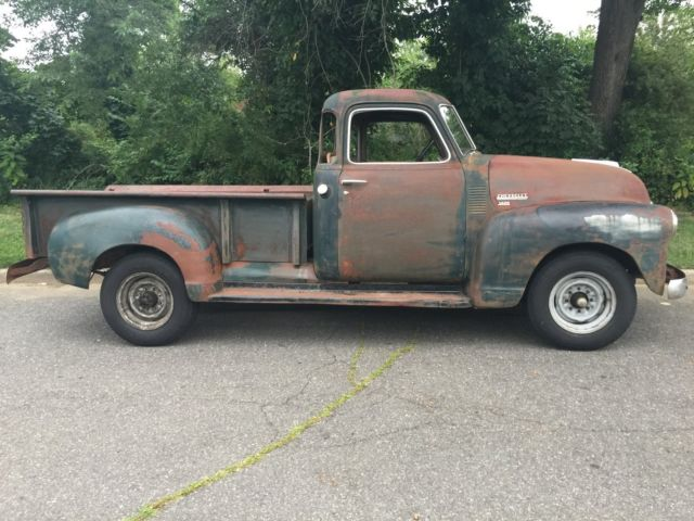 1950 chevrolet 3600 3 4 ton pickup for sale chevrolet. Black Bedroom Furniture Sets. Home Design Ideas