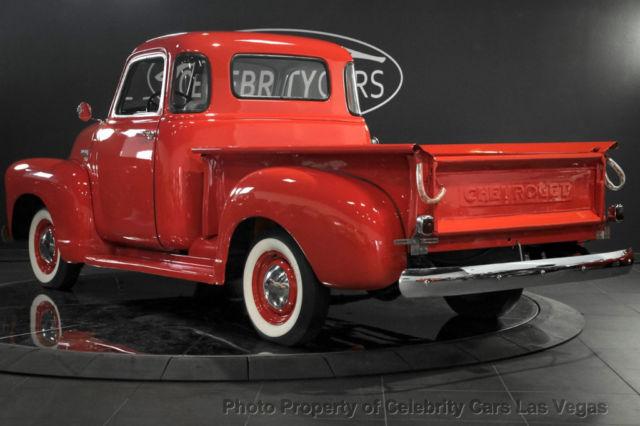 1950 chevrolet 5 window advance design pick up truck 3100 series las vegas for sale chevrolet. Black Bedroom Furniture Sets. Home Design Ideas