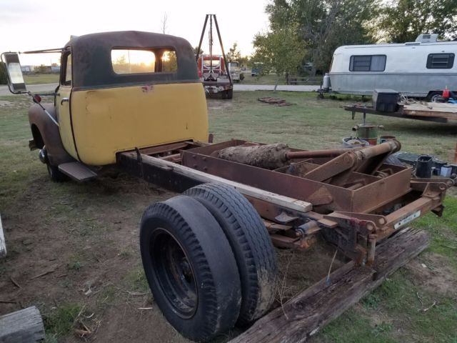 1950 Chevrolet 6400 Farm Patina Shop Work Dump Truck
