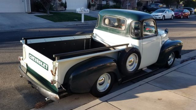 1950 chevrolet custom 1 2 ton 5 window truck for sale for 1950 5 window chevy truck