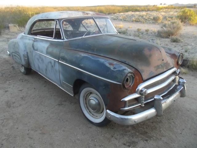 1950 chevrolet deluxe 2 door hardtop solid arizona project for 1950 chevy 2 door hardtop