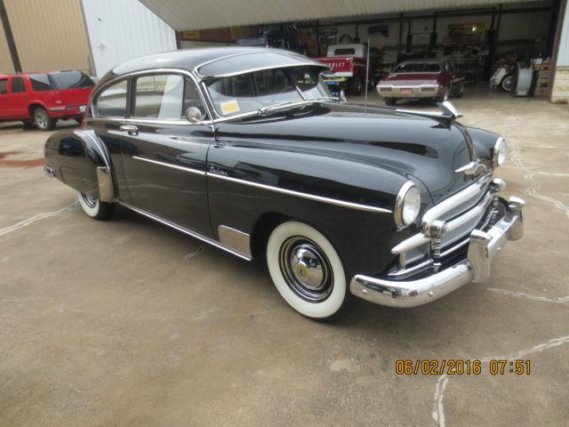 1950 chevrolet fleetline deluxe 2 door sedan for sale for 1950 chevy 2 door sedan