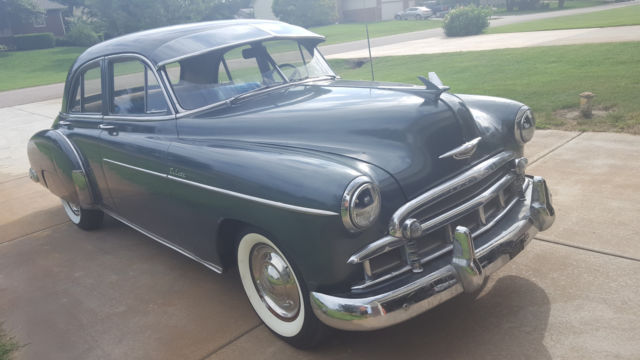 1950 chevrolet styleline deluxe 4 door no reserve for sale for 1950 chevy styleline deluxe 4 door sedan