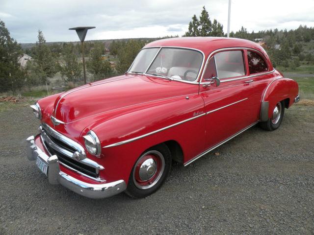 1950 chevrolet styleline deluxe base coupe 2 door 350 for 1950 chevy deluxe 2 door